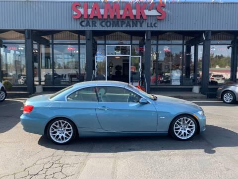 2008 BMW 3 Series for sale at Siamak's Car Company llc in Salem OR