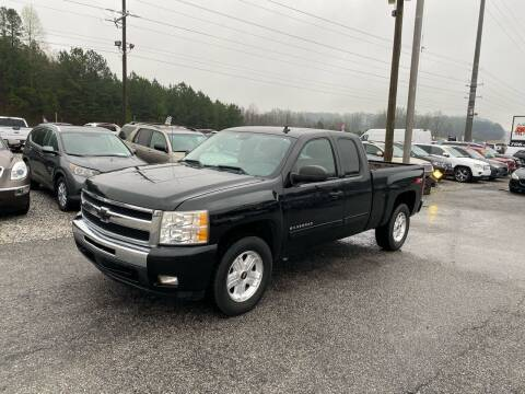 2011 Chevrolet Silverado 1500 for sale at Billy Ballew Motorsports in Dawsonville GA