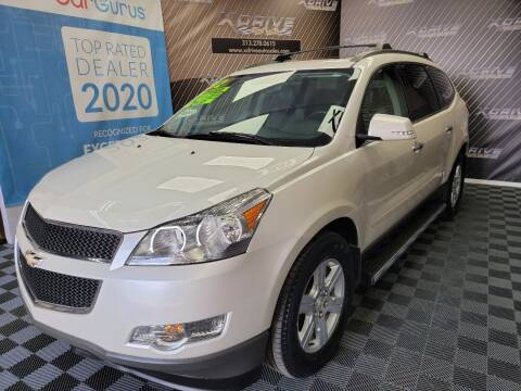 2012 Chevrolet Traverse for sale at X Drive Auto Sales Inc. in Dearborn Heights MI