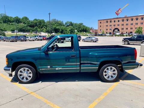 1997 GMC Sierra 1500 for sale at Iowa Auto Sales, Inc in Sioux City IA