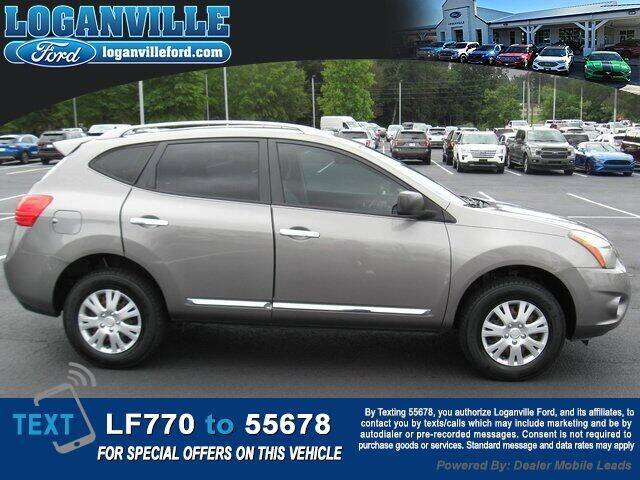 2014 Nissan Rogue Select for sale at Loganville Ford in Loganville GA