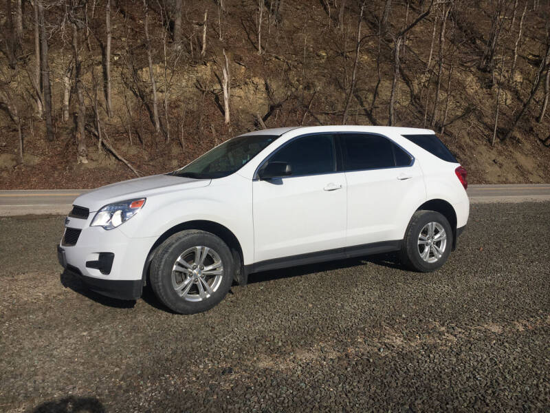 2015 Chevrolet Equinox for sale at DONS AUTO CENTER in Caldwell OH
