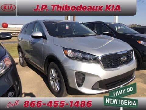 2020 Kia Sorento for sale at J P Thibodeaux Used Cars in New Iberia LA