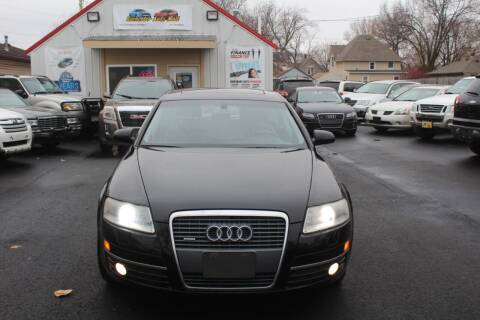 2005 Audi A6 for sale at Rochester Auto Mall in Rochester MN