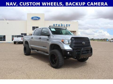 2019 Toyota Tundra for sale at STANLEY FORD ANDREWS in Andrews TX