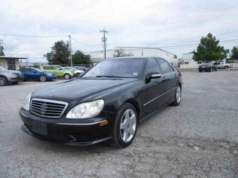 2004 Mercedes-Benz S-Class for sale at Grays Used Cars in Oklahoma City OK