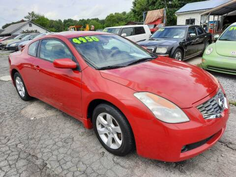 2008 Nissan Altima for sale at Rocket Center Auto Sales in Mount Carmel TN