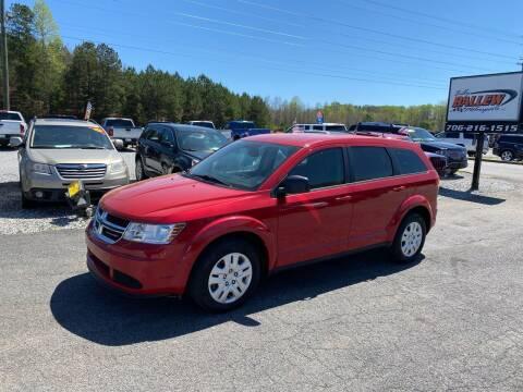 2015 Dodge Journey for sale at Billy Ballew Motorsports in Dawsonville GA