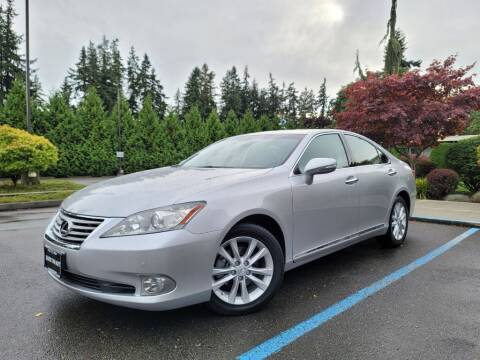 2011 Lexus ES 350 for sale at Silver Star Auto in Lynnwood WA