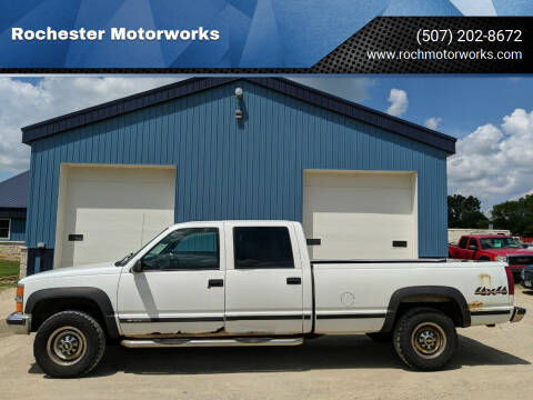 2000 Chevrolet C/K 3500 Series for sale at Rochester Motorworks in Rochester MN