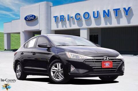 2020 Hyundai Elantra for sale at TRI-COUNTY FORD in Mabank TX