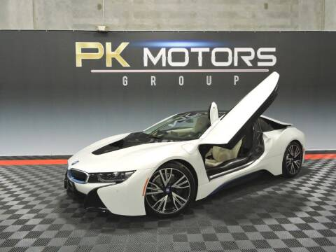2017 BMW i8 for sale at PK MOTORS GROUP in Las Vegas NV