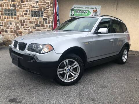 2005 BMW X3 for sale at Keystone Auto Center LLC in Allentown PA