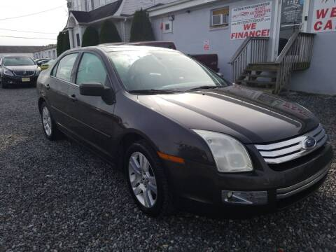 2006 Ford Fusion for sale at Reyes Automotive Group in Lakewood NJ
