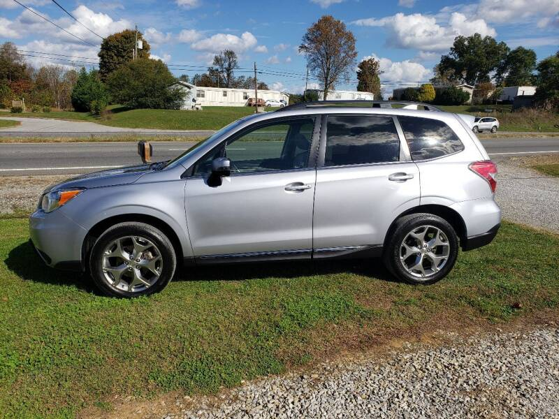 2016 Subaru Forester for sale at 220 Auto Sales in Rocky Mount VA