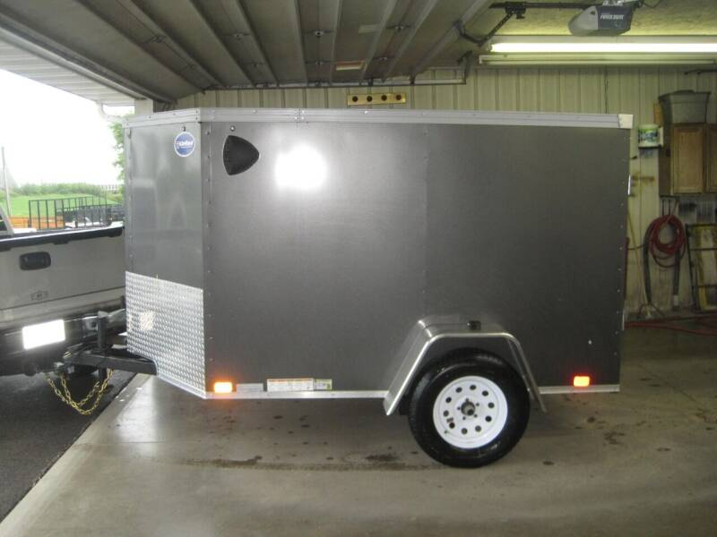 2021 UNITED 5 FT X 8 FT for sale at G T AUTO PLAZA Inc in Pearl City IL