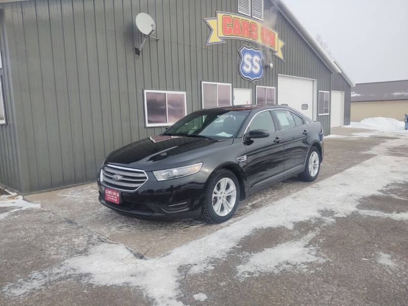 2015 Ford Taurus for sale at CARS ON SS in Rice Lake WI