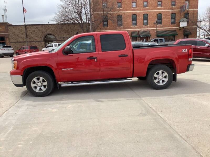 2011 GMC Sierra 1500 for sale at Paris Fisher Auto Sales Inc. in Chadron NE