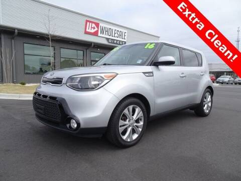 2016 Kia Soul for sale at Wholesale Direct in Wilmington NC