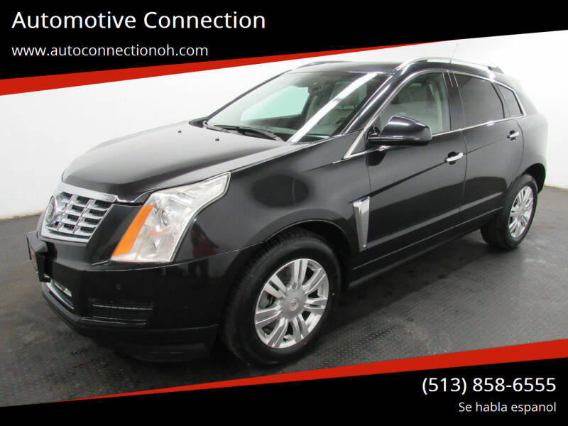 2014 Cadillac SRX for sale at Automotive Connection in Fairfield OH