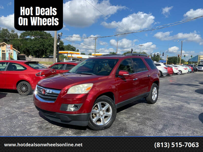 2008 Saturn Outlook for sale at Hot Deals On Wheels in Tampa FL