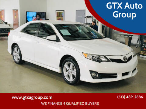 2014 Toyota Camry for sale at GTX Auto Group in West Chester OH