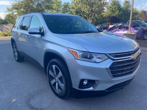 2020 Chevrolet Traverse for sale at Pleasant Auto Group in Chantilly VA