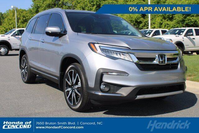 2021 Honda Pilot for sale in Concord, NC