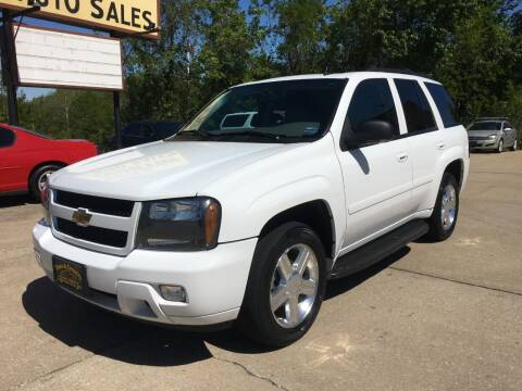 2008 Chevrolet TrailBlazer for sale at Town and Country Auto Sales in Jefferson City MO