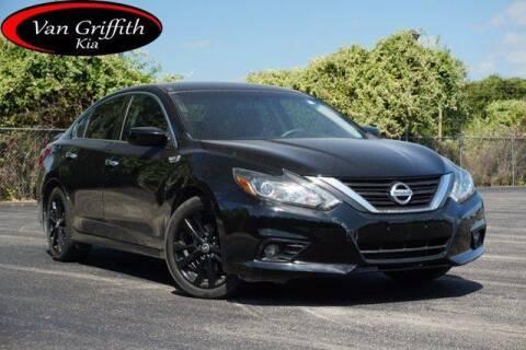 2017 Nissan Altima for sale at Van Griffith Kia Granbury in Granbury TX