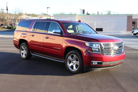 2016 Chevrolet Suburban for sale at Auto Guia in Chamblee GA