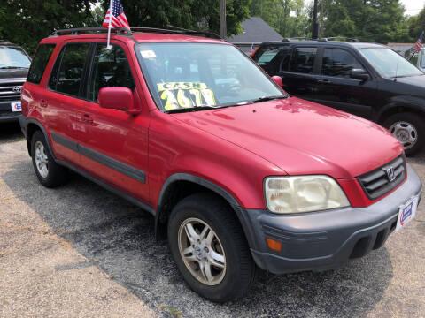 2001 Honda CR-V for sale at Klein on Vine in Cincinnati OH