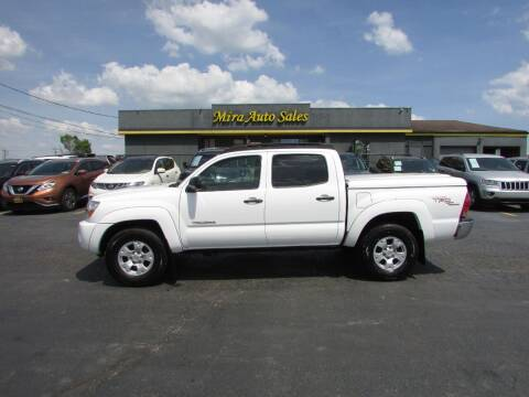 2008 Toyota Tacoma for sale at MIRA AUTO SALES in Cincinnati OH