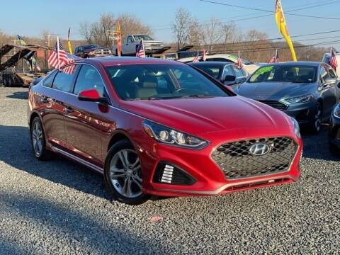 2018 Hyundai Sonata for sale at A&M Auto Sale in Edgewood MD
