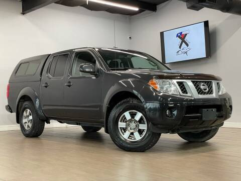 2013 Nissan Frontier for sale at TX Auto Group in Houston TX