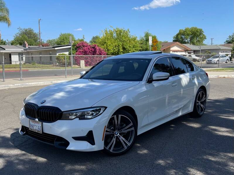 2020 BMW 3 Series for sale at Used Cars Fresno Inc in Fresno CA