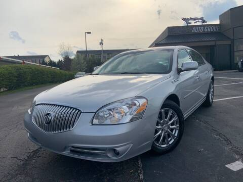 2011 Buick Lucerne for sale at FASTRAX AUTO GROUP in Lawrenceburg KY
