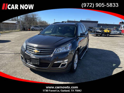 2016 Chevrolet Traverse for sale at Car Now Dallas in Dallas TX
