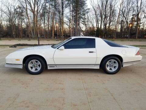 1988 Chevrolet Camaro for sale at Lease Car Sales 3 in Warrensville Heights OH