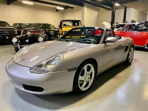 2001 Porsche Boxster for sale at Motorgroup LLC in Scottsdale AZ