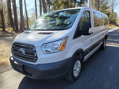 2017 Ford Transit Passenger for sale at Showcase Auto & Truck in Swansea MA