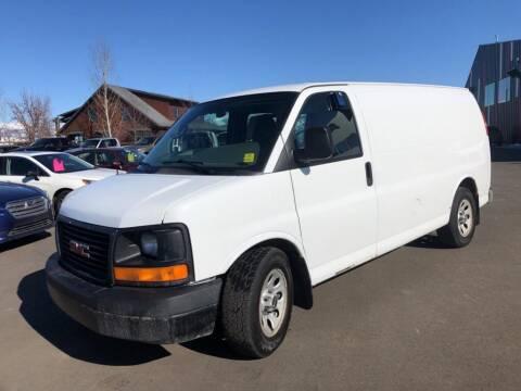 2011 GMC Savana Cargo for sale at Snyder Motors Inc in Bozeman MT