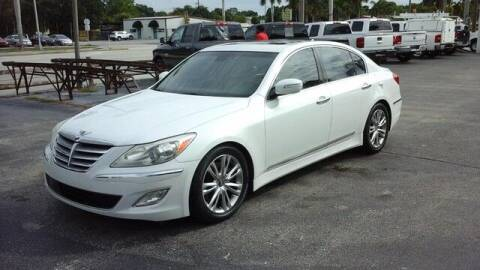 2012 Hyundai Genesis for sale at Denny's Auto Sales in Fort Myers FL