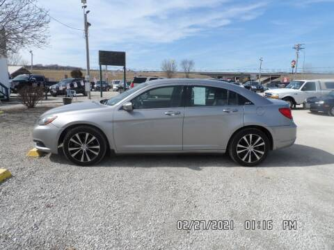 2013 Chrysler 200 for sale at Town and Country Motors in Warsaw MO