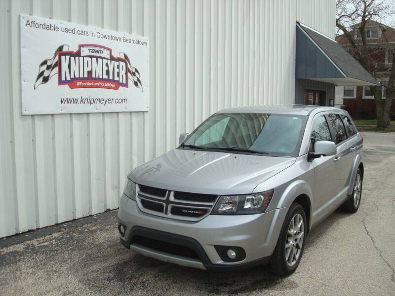 2016 Dodge Journey for sale at Team Knipmeyer in Beardstown IL