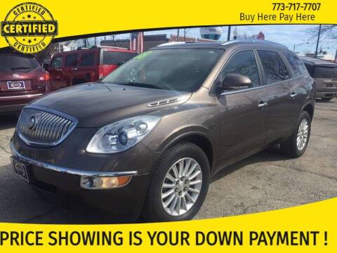 2011 Buick Enclave for sale at AutoBank in Chicago IL