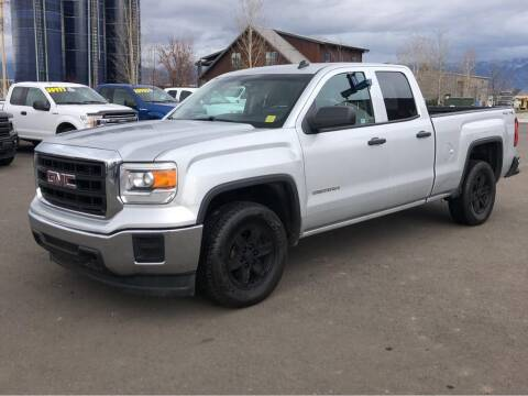 2014 GMC Sierra 1500 for sale at Snyder Motors Inc in Bozeman MT