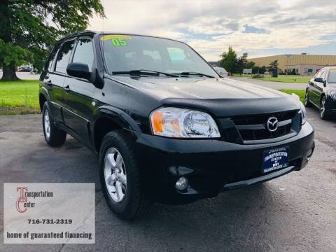 2005 Mazda Tribute for sale at Transportation Center Of Western New York in Niagara Falls NY
