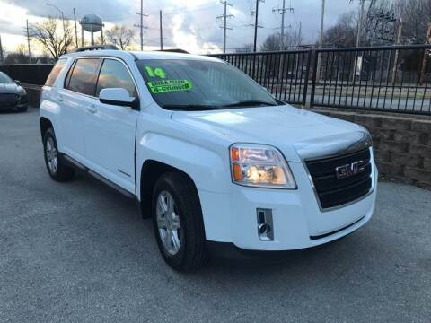 2014 GMC Terrain for sale at Jerry & Menos Auto Sales in Belton MO