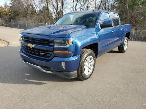 2018 Chevrolet Silverado 1500 for sale at Ace Auto in Jordan MN